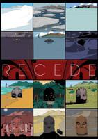 R E C E D E by DarkMechanic
