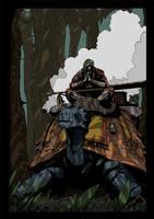 Turtle Shade by DarkMechanic