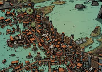 MYZ - Ark Map by DarkMechanic