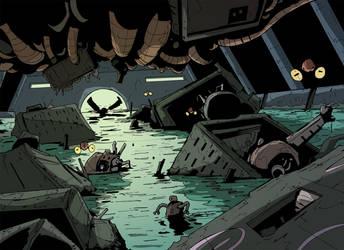 MYZ - Flooded Level by DarkMechanic