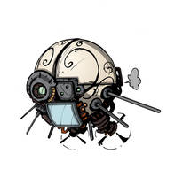 MYZ - Eye-Bot by DarkMechanic