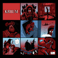 KRRUM Comic by DarkMechanic