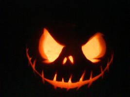 pumpkin jack by shellthing