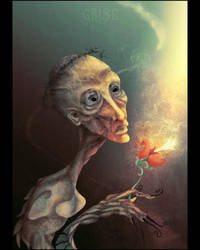 Ecce Homo by Flora-Silve