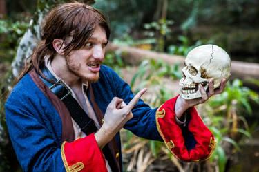Monkey Island: Murray! The Demonic Talking Skull! by EmperorMossy