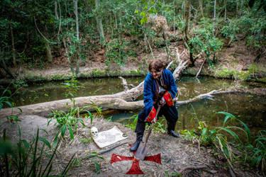 Monkey Island: 'X' Marks the spot! by EmperorMossy