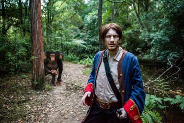Monkey Island: Look behind you... by EmperorMossy