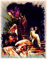 Dracula : Bride of the Vampire by gregbo