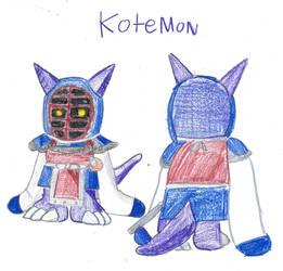 Kotemon by poseidon777