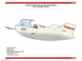 SV-9 Probe by LaVioletta