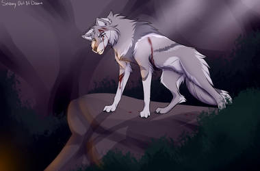 WoLF: The Escape by Snowy-Owl-Of-Dawn