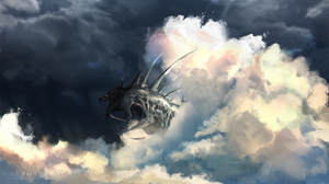Approaching Storm + Video by Varrulin