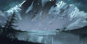 Dragon Lake + Video by Varrulin