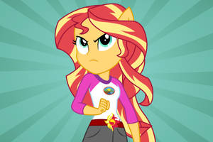Sunset Shimmer, Element of Empathy by Spottedlions