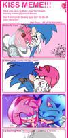 KISS MEME-SONAMY by ZIVER-CHEN