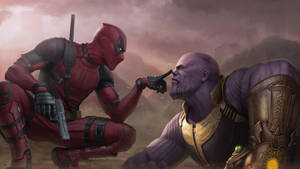 Pump the hate brakes Thanos by zack-awesome