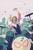 Little Drummer Girl by zack-awesome
