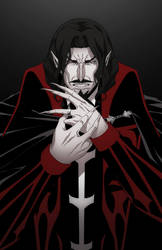Vlad Dracula Tepes by zack-awesome