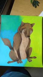 Wold Dog by xxKatrina