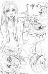 Sketchbook 01 by mero-ix