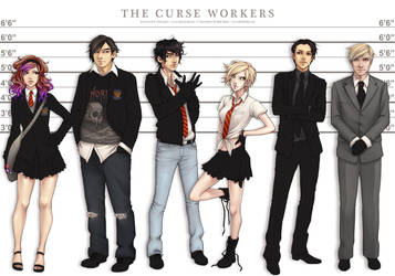 The Curse Workers by mero-ix
