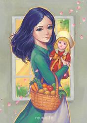 Princess Sarah by munette