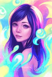 Girl1 by munette