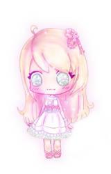 Chibi Romantic Flowergirl by Yon-Miyu