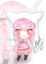 Candychu Art trade by Yon-Miyu