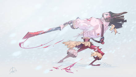 Slayer by omarito