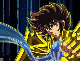Omega Seiya by FlyingKirin