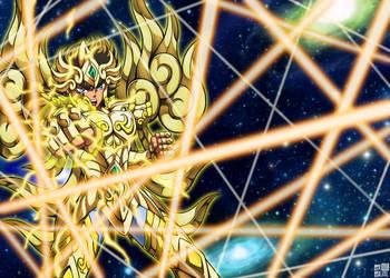 The Roaring Lion by FlyingKirin