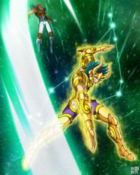 Excalibur by FlyingKirin