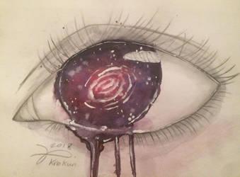 Eye of stars by Kro-987