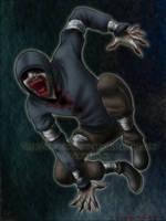 Left 4 Dead - Hunter by MoonyWings