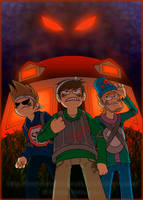 Eddsworld - Hammer and Fail 2 by MoonyWings