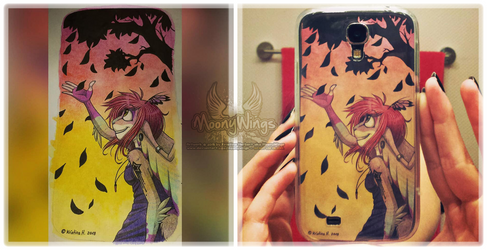 .: Yo Check Out My Badass Smartphone Case :. by MoonyWings