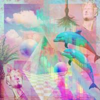 Vaporwave #1 by Matt-Campbell