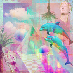 Vaporwave #1 by Matt-Campbell