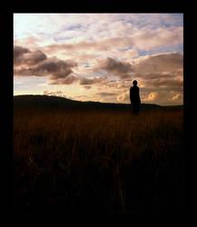 still alone.. by uk13