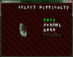 Poharex TSI Screenshot - Difficulty Menu by Poharex