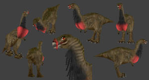 Carnivores 2- Innovator floobi by Poharex