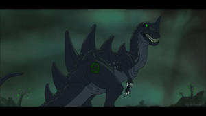 Artificial Sharptooth by Poharex