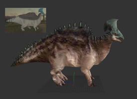 Carnivores 2- Olorotitan by Poharex
