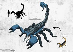 EC - Nui-Jaga (blue morph) by Poharex