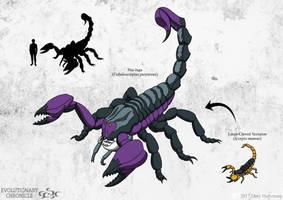 EC - Nui-Jaga (purple morph) by Poharex
