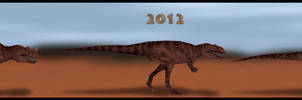 Carnivores Triassic - Evolution of Megalosaurus by Poharex