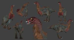 Carnivores Grazenlands - Innovator zanii by Poharex