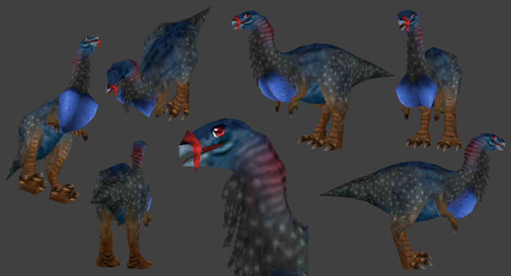 Carnivores Junglescape - Innovator Marshalli by Poharex
