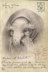 Herbalist by dodoalbino